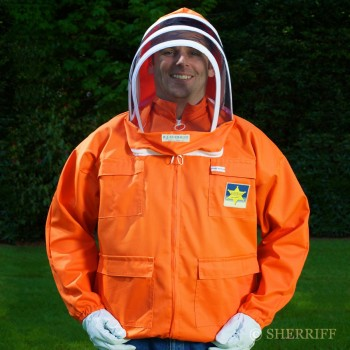 Honey Rustler - Dayglo Orange