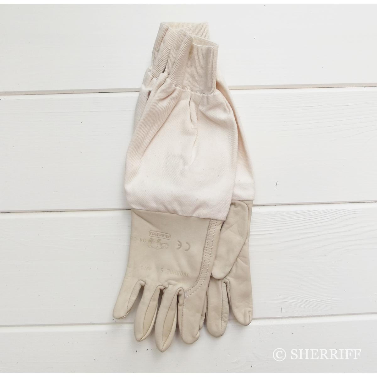 Child's Washable Leather Gloves