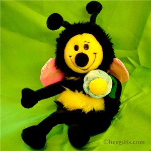 127297 300x300 Cuddly Bee Plush Toy