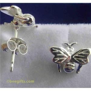 127310 300x300 Miniature Bee Earrings