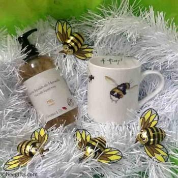 Mug Liquid soap and bees wtmkds - USE as main copy
