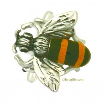 90 1376 Bumble Bee Lapel Pin- WTMKD