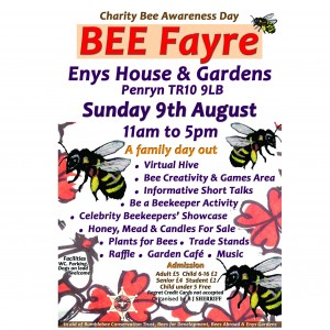BEE Fayre flyer - Square copy