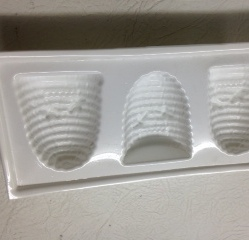 Skep three on page Skep shape Candle / Soap Mould