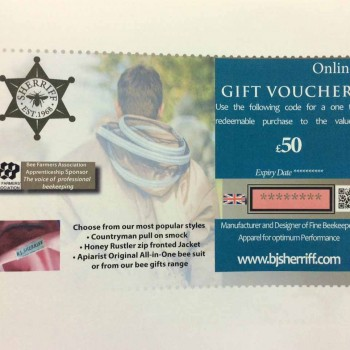 Online Gift Voucher £50 copy