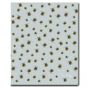 Bees-tea-towel-blue-600x600